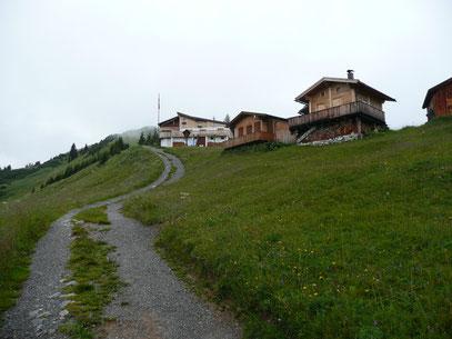 Bernhardseck Hütte