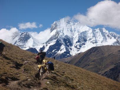 Trekkingreise deutschsprachig Peru