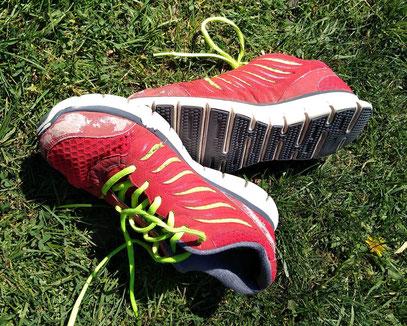 Blog - Es lebe der Sport, Turnschuhe
