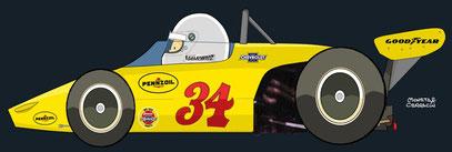 Tony Adamowicz of American Racing Associates by Muneta & Cerracín