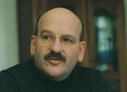 So sah Bruno Knüsel aus, als er im Jahr 2000 zum obersten Steuerbeamten mutierte.