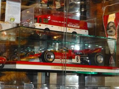 """""""Jochen Rindt - Sammlung"""" der erste Formel 1 Weltmeister von Österreich """"postum"""""""