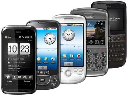 Smartphones - mobile Ansicht FF Arbing