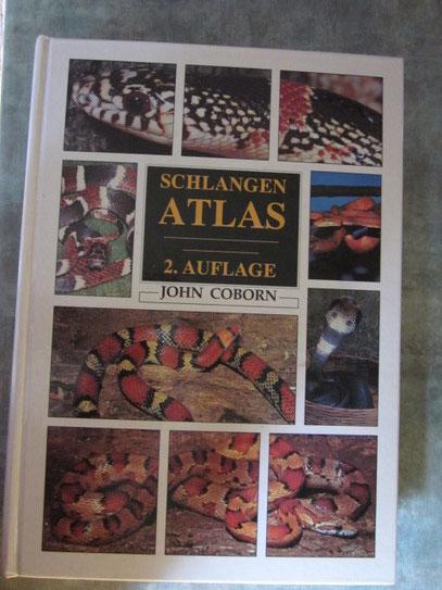 John Coborn/Schlangen Atlas/bede Verlag