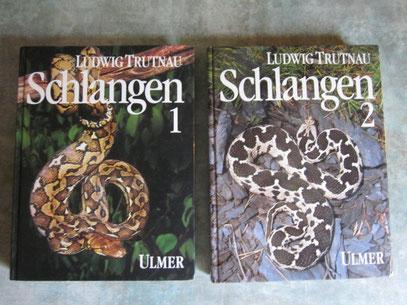 Ludwig Trutnau /Schlangen 2/Ulmer Verlag