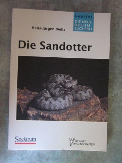 Hans-Jürgen Biella/Die Sandotter/Akademischer Verlag