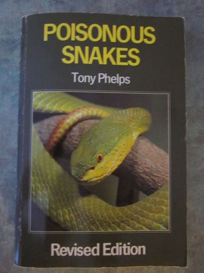 Poisonous Snake / Tony Phelps