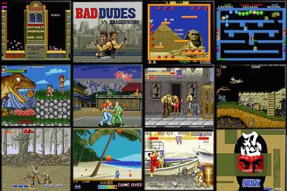 Compilado de Juegos para PC