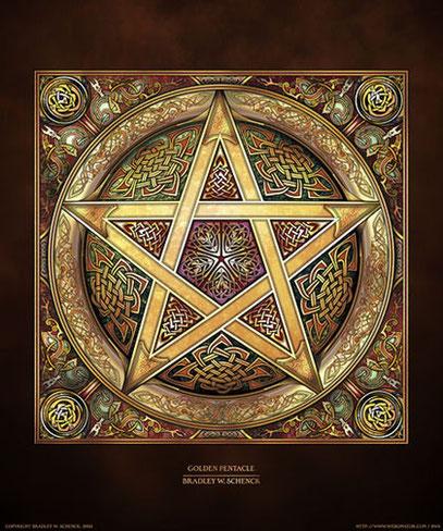 Symbol Kreis heiliger Ort
