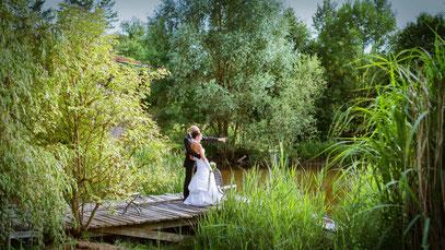Hochzeit Passau Natur Gut Aichet