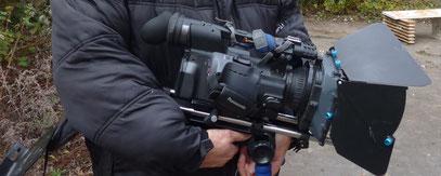 Kamera Panasonic Ag HMC 151