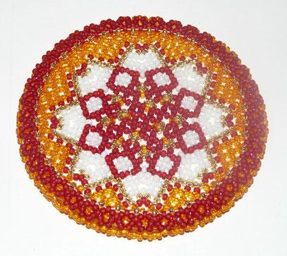 Glasuntersatz 1