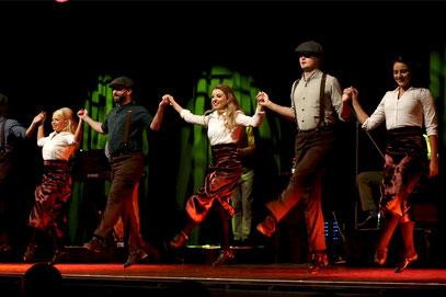 Tanzshow Celtic Rhythms - Tickets für Deutschland Tour 2020