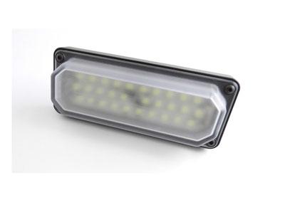 IP67 LED Anbauleuchte, robust, schlagfest mit weißen LEDs