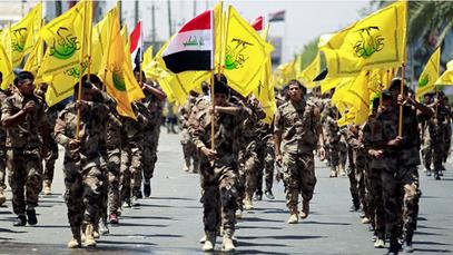 Irakisk pro-iransk milits Kataib Hezbollah