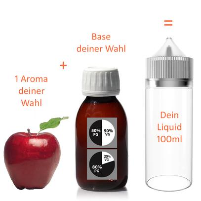 Dein Wunsch-Liquid