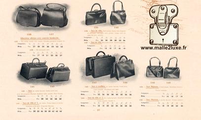 moynat city bag catalog