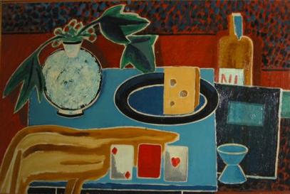 Margrit Schweicher,Malerei Trier,Trierer Malerei,Kunst,