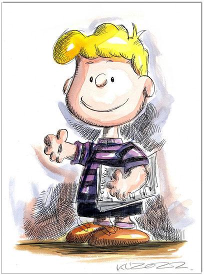 Peanuts Schroeder