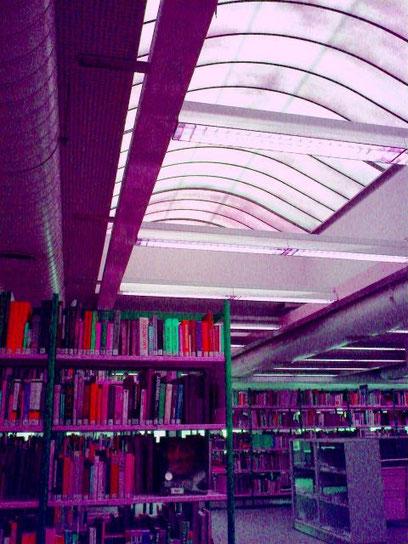 Zentralbibliothek am Hbf (c) De Toys, 30.1.2015 @ Düsseldorf