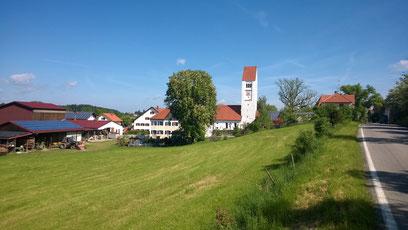 Ortsansicht von Eurishofen