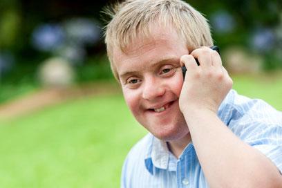 Hilfe für Menschen mit Behinderung