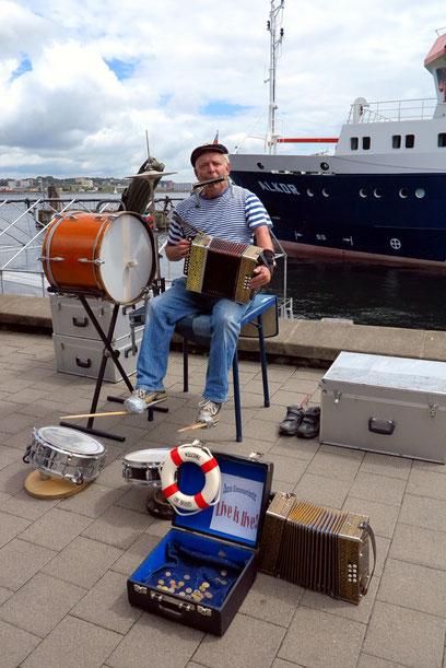 und Hafenmusik...sinnliche Genüsse