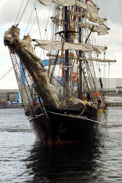 und antikes Segeln