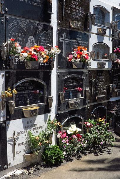 Friedhof von Haria