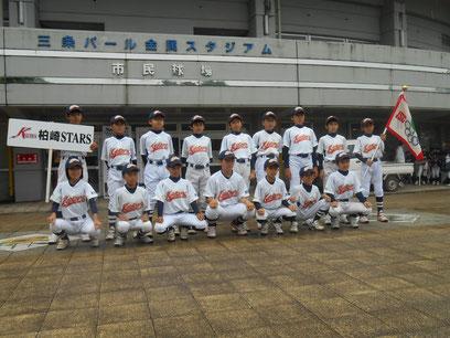 柏崎STARSスポーツ少年団