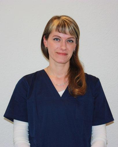 Alena Reikowski - Zahnarzthelferin