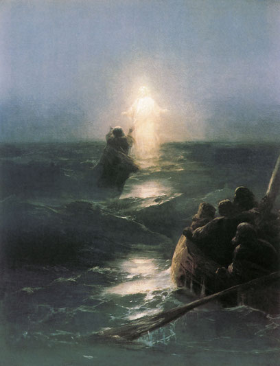 Der Seewandel Jesu