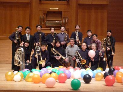 第5回演奏会 2010/1/16(土) 武蔵野市民文化会館小ホールにて
