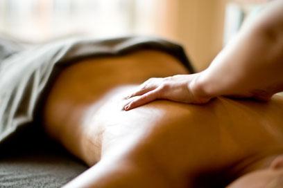 Massage du dos à Carpentras