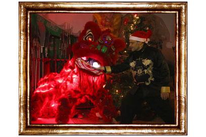 Unsere Weihnachts Lehrgänge bieten viele tolle Inhalte aus den Bereichen Kung Fu, Selbstverteidigung und Fitness