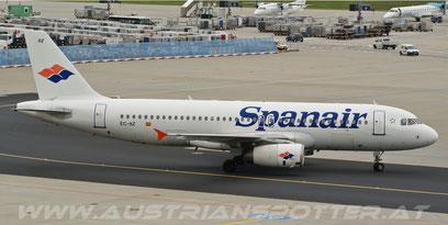Spanair  1986 - 2012