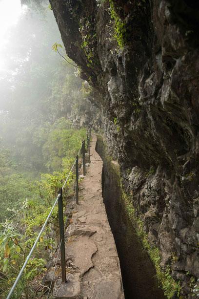 Madeira Wandern Levadawanderungen