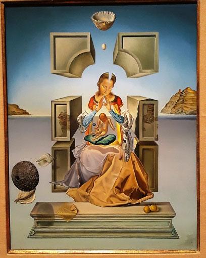 Мадонна Порт-Льигата (1949) - Сальвадор Дали