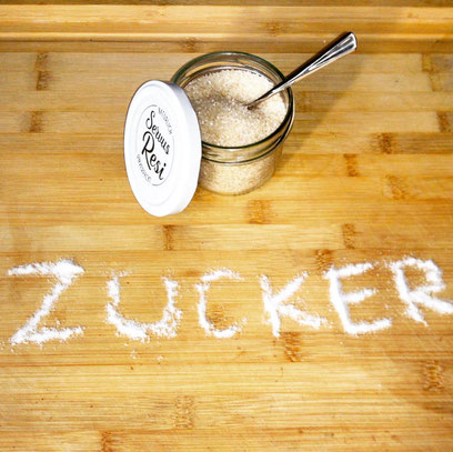 Zucker - Die verschiedenen Sorten