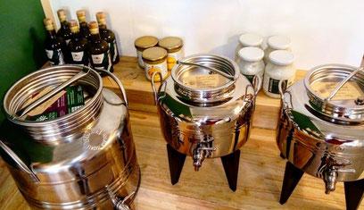 Gesunde Pflanzenöle - Olivenöl