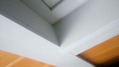 Обновленные стены просят новые, модные аксессуары)))! Делаем новые доборы, наличники и отливы.