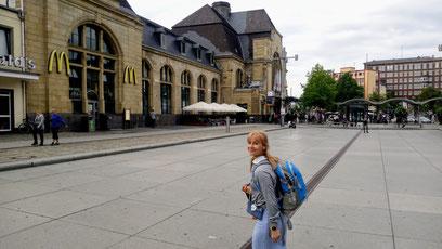путешествие по Европе, Германия, Нидерланды, Чехия, Люксембург.