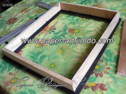 объемные рамки своими руками квиллинг цветы бумага