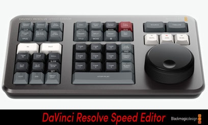 davinci resolve studio, edición de video, speed editor, licencia davinci, adobe premier, media composer