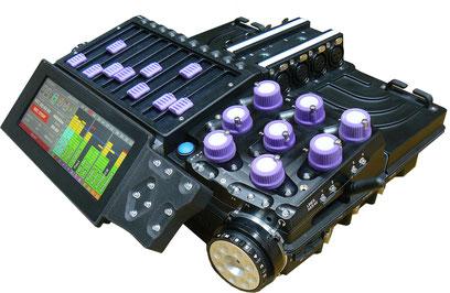 Aaton Cantar X3 - mobiler 24-Spur Audio-Recorder