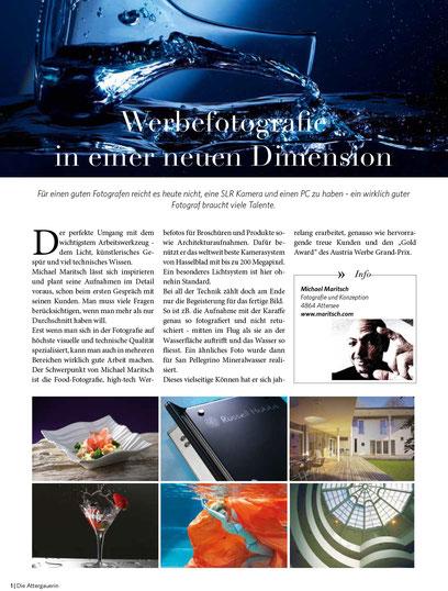 Artikel - Die Oberösterreicherin