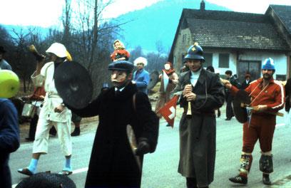 Farbfotos: Ida Brogli; 1967