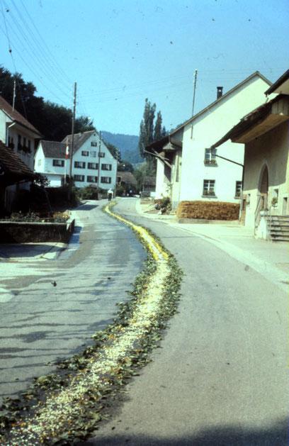 Fronleichnam 1966 (Foto: Anton Brogli, Vidalen)