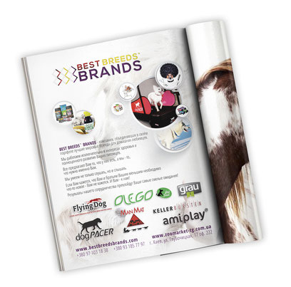 advertising design mass media order; luxury animal horse pet cat advertising design order; creative horse animal pet cat dog advertising mass media magazine order; advertising design order PRS LA BEAUTY; BBB; Best Breeds Brands;