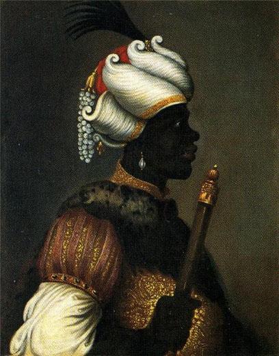 Kizlar Agha, il titolo dato al capo degli eunuchi africani che sorvegliavano l'harem del Palazzo di Topkapı di Istanbul